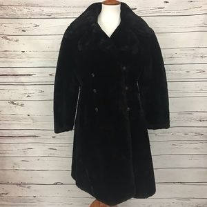 Vintage Connecticut Furriers Fur Coat